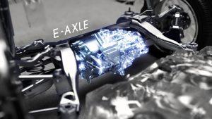 Direct4 la nuova tecnologia Lexus di controllo elettrico