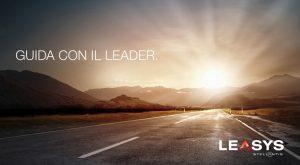 Noleggio a lungo termine: Leasys sempre leader in Italia