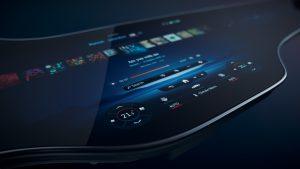 MBUX Hyperscreen: il grande cinema in auto
