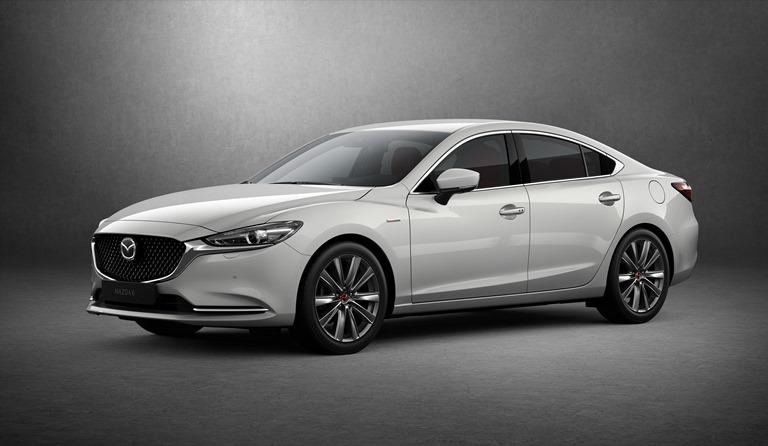 Tutta la potenza del marchio - image 2020_100thSV_STD09_EU_LHD_Mazda6_SDN_Ext_FQ on https://motori.net
