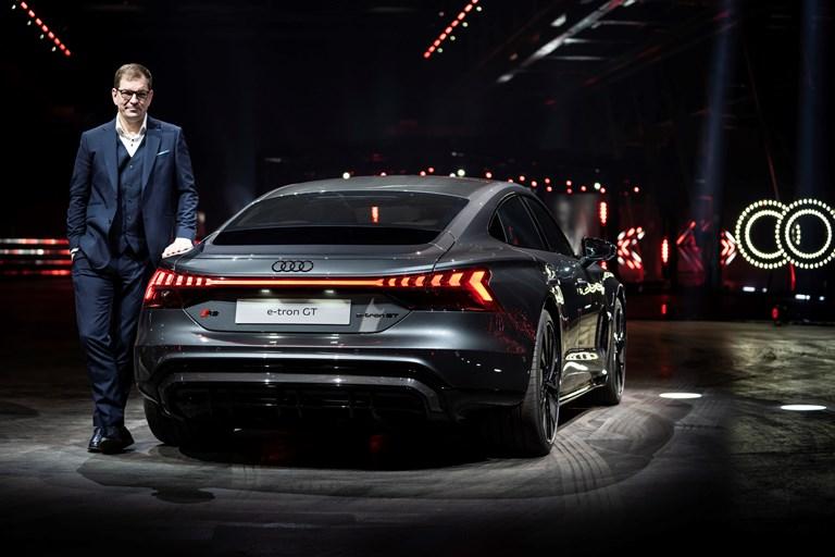 Tutta la potenza del marchio - image Audi-e-tron-GT-1 on https://motori.net