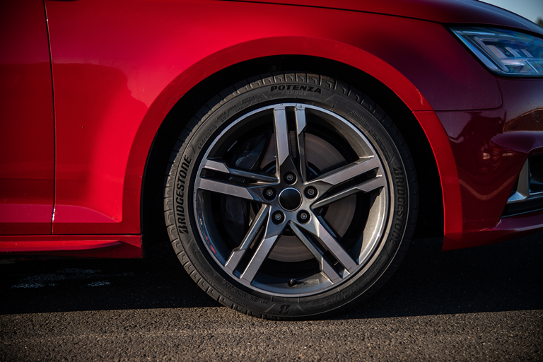 La potenza della scelta - image Bridgestone-Potenza-Sport- on https://motori.net