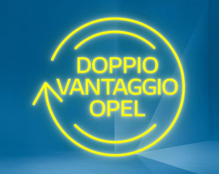 Tutta la potenza del marchio - image Opel-Doppio-Vantaggio on https://motori.net