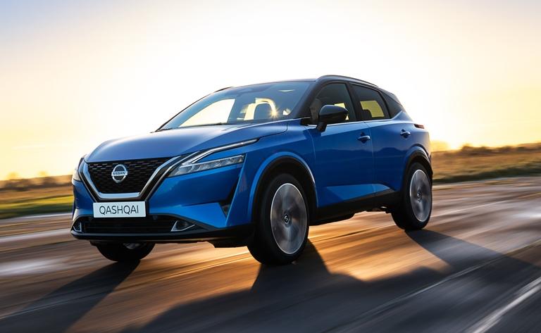 Ampera da 12 anni pioniere delle elettriche Opel - image all-new-nissan-qashqai-exterior-19-source on https://motori.net