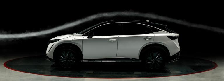 La potenza della scelta - image nissan-ariya-aerodynamics-3-source on https://motori.net