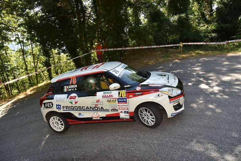 Davide Nicelli campione 2021 del Clio Trophy Italia - image suzuki-rally-cup-2020 on https://motori.net