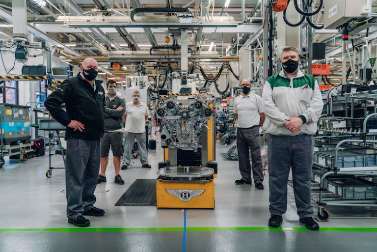 120 anni di automobili Opel - image w12_engine_-_3 on https://motori.net