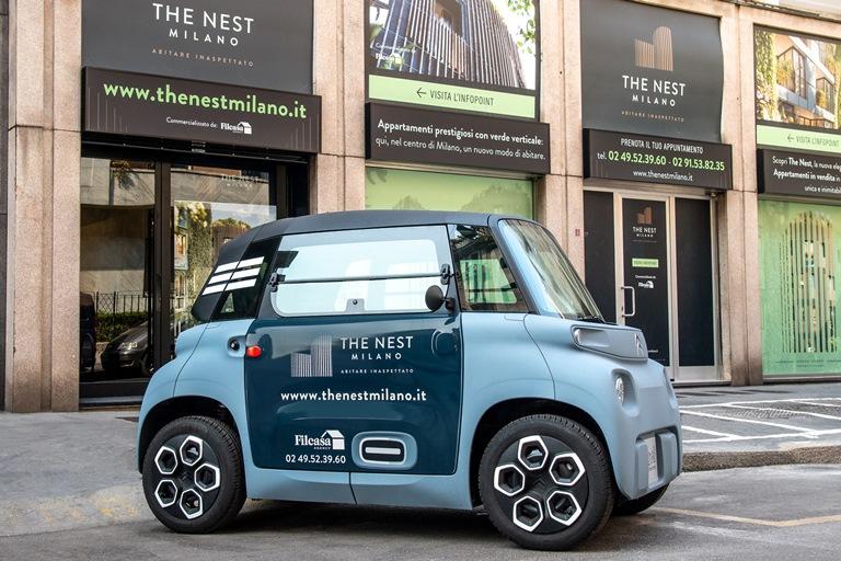 CarBox… e ci abbona all'automobile on demand - image AMI-ÔÇô-100-ELECTRIC-PROTAGONISTA-DI-UN-ESCLUSIVO-SERVIZIO-DI-CAR-SHARING-CONDOMINIALE-PER-ÔÇ£THE-NESTÔÇØ-2 on https://motori.net