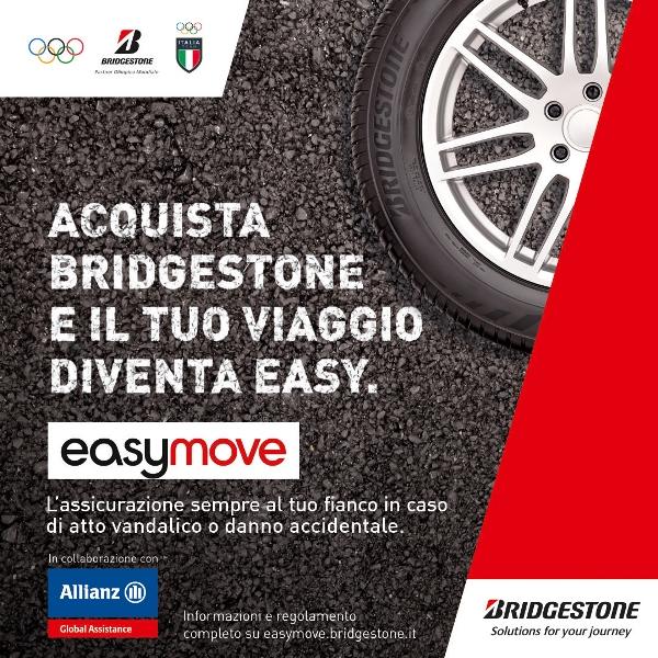 Fino a 5 anni di garanzia con BMW Best5Plus e Mini Best5Plus - image Bridgestone-e-Allianz_Easymove on https://motori.net