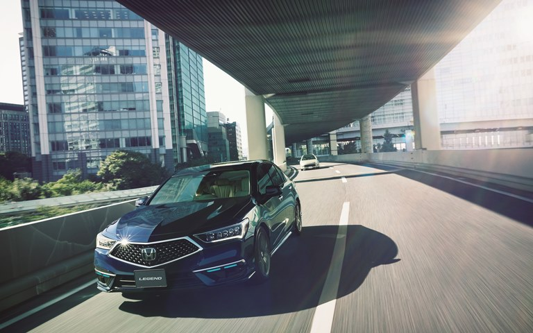 "Le auto più ""verdi"" secondo Green NCAP - image Honda-sensing-elite-safety-system-with-level on https://motori.net"