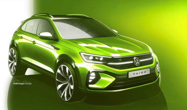 Volkswagen annuncia l'arrivo della nuova Taigo - image Taigo on https://motori.net