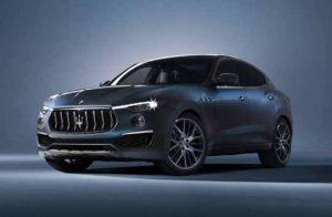 Tecnologia Bosch per Maserati Levante Hybrid
