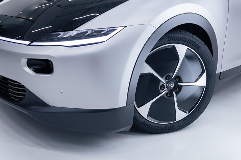 "Le auto più ""verdi"" secondo Green NCAP - image Bridgestone-x-Lightyear on https://motori.net"