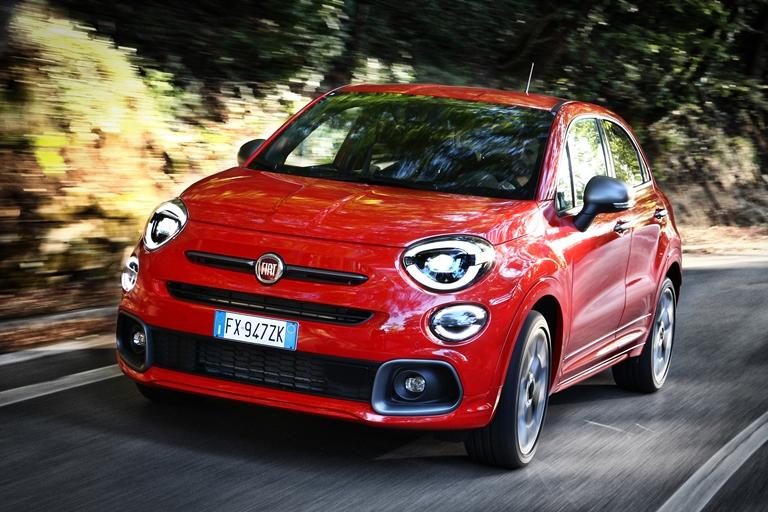 Il messaggio della nuova Fiat (500)RED - image Fiat_500X-Sport on https://motori.net