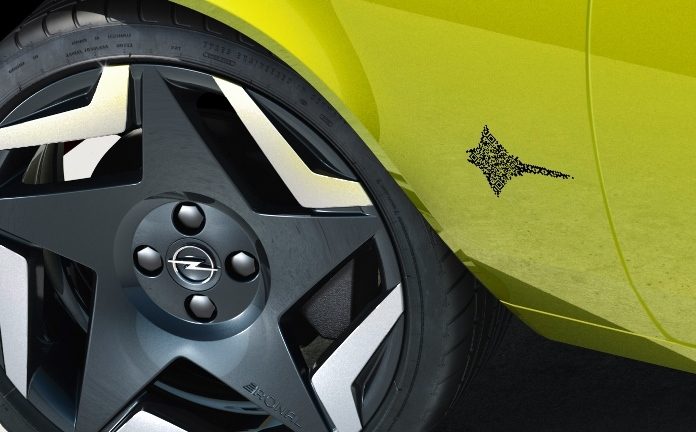 Nuova Citroen C1 Millennium - image Opel-Manta-GSe-514995 on https://motori.net