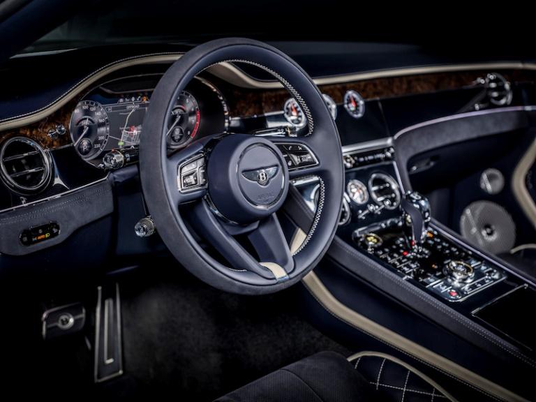 120 anni di automobili Opel - image continental_gt_speed_convertible on https://motori.net