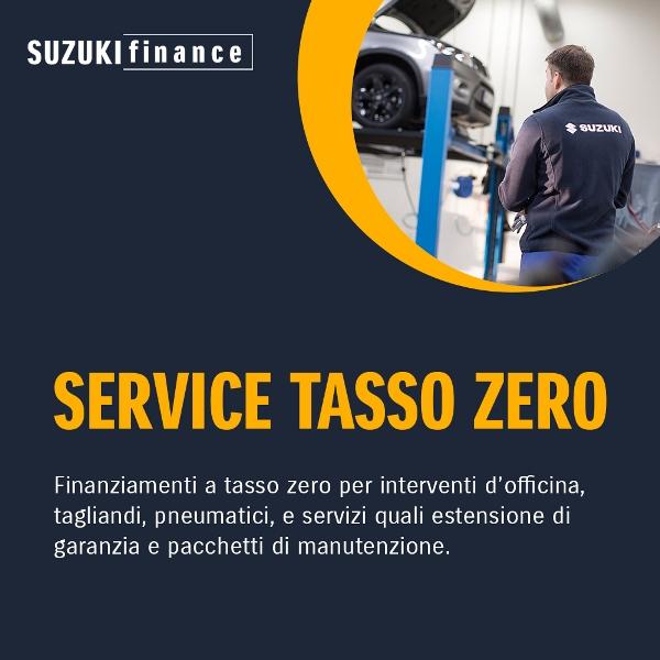 Suzuki accompagna gli Azzurri ai Mondiali di Ciclismo - image service-tasso-zero on https://motori.net