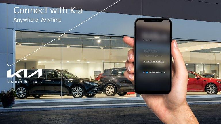 Nuovi invernali Continental per auto e SUV - image App-Kia-Service on https://motori.net