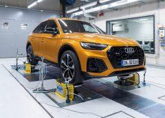 Entro l'anno Blue Gasoline anche nelle normali stazioni di rifornimento - image Audi-sviluppo-acustico-240x172 on https://motori.net