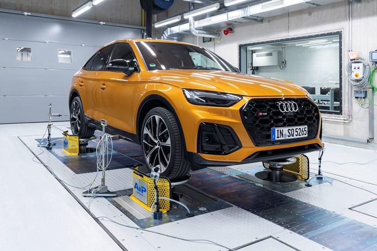 Nuovi invernali Continental per auto e SUV - image Audi-sviluppo-acustico on https://motori.net
