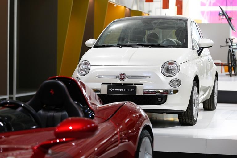 Tecnologia dell'alluminio leggero per il nuovo Qashquai - image Fiat-500-Compasso-doro on https://motori.net