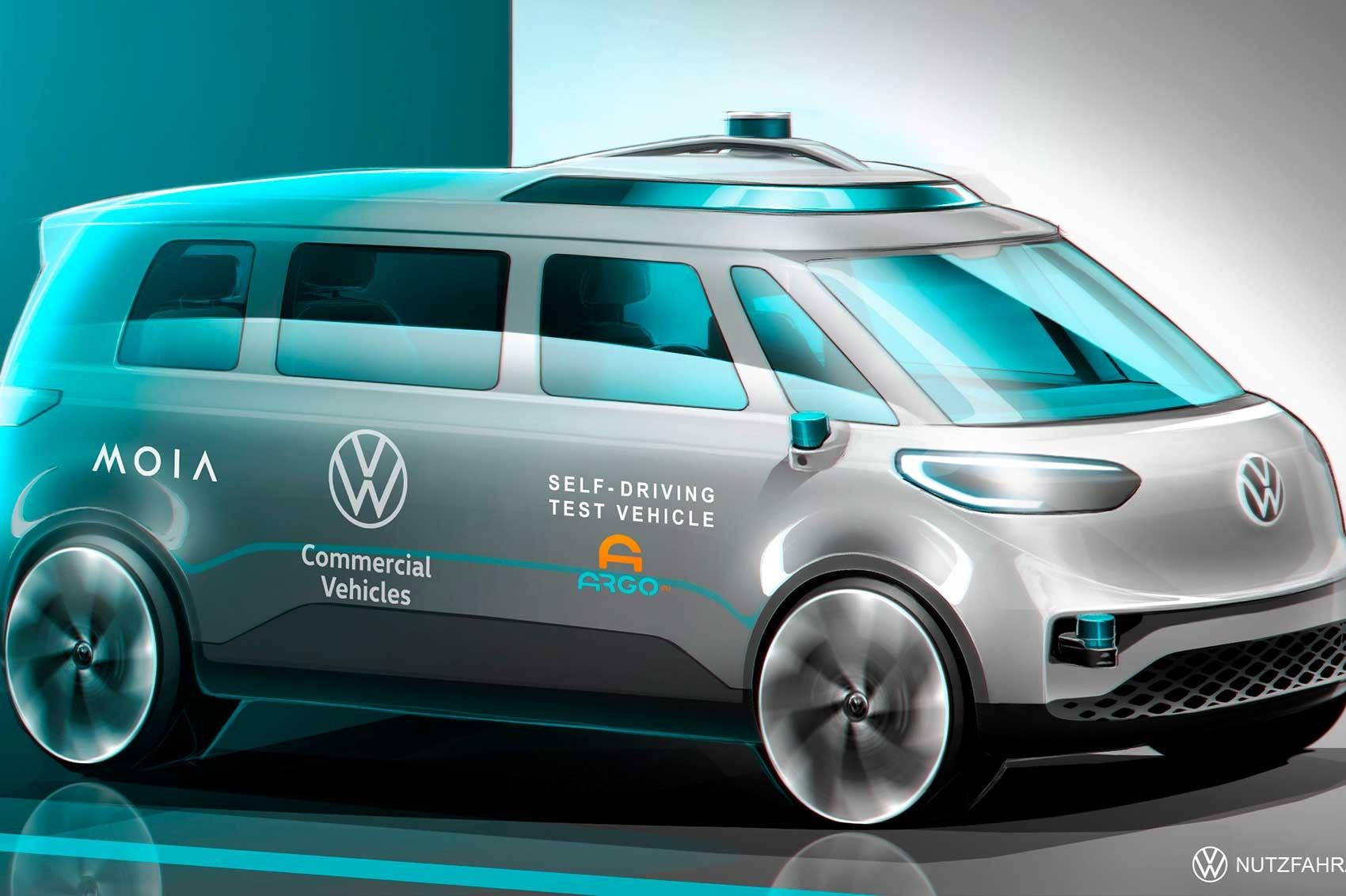 Tecnologia dell'alluminio leggero per il nuovo Qashquai - image driverless_vw_3 on https://motori.net