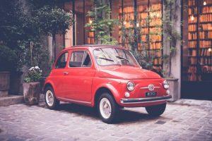 Grafy-Car per far rivivere le auto storiche