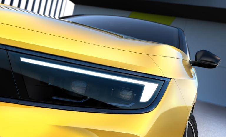 JLR prepara una Defender a fuel cell - image Opel-Astra-anteprima on https://motori.net