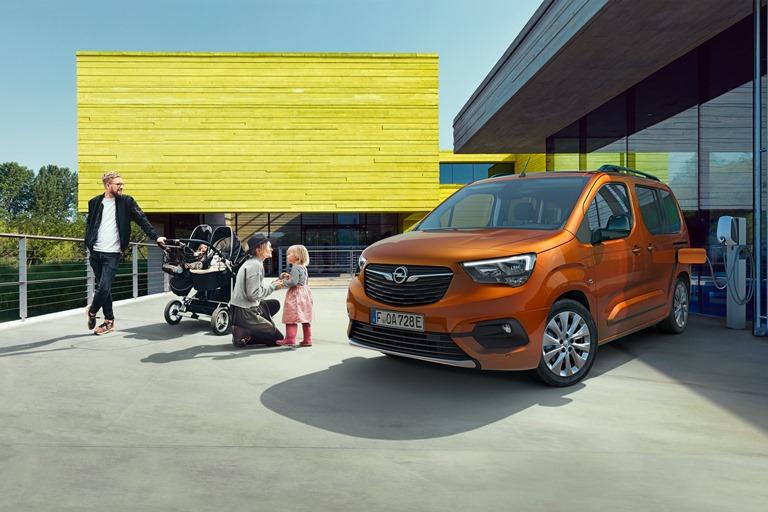 Opel Combo-e Life, ora in Italia - image Opel-Combo-e-Life on https://motori.net