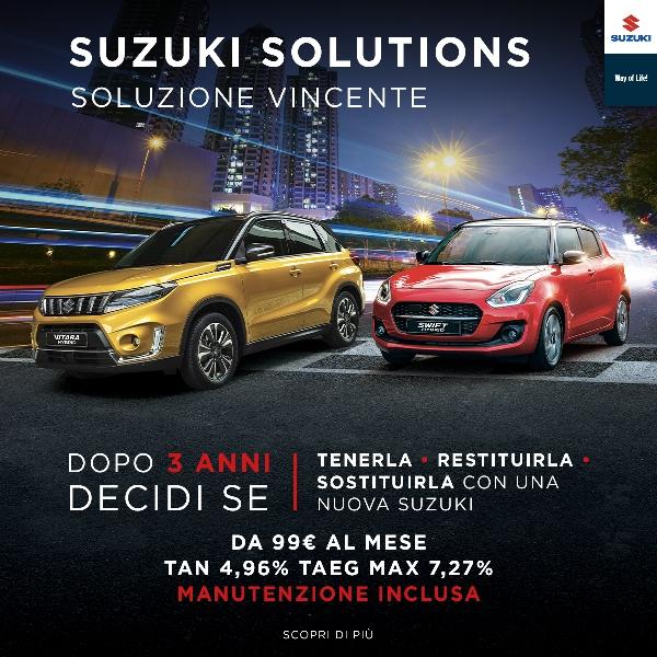 Suzuki accompagna gli Azzurri ai Mondiali di Ciclismo - image suzuki-solutions on https://motori.net