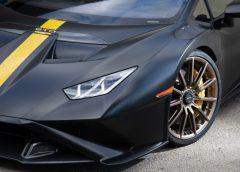 Potenza Race per la supercar Huracán STO