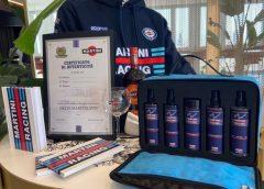 Miki Biasion sceglie Ma-Fra per Lancia Delta Evo 3