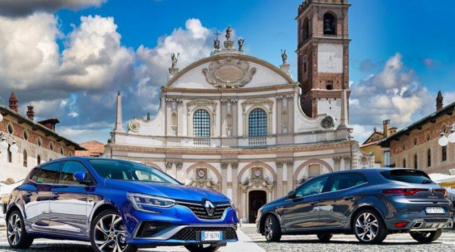 Meganòmane. Renault completa la gamma E-Tech