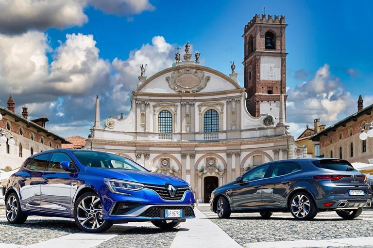 Sarà anche plug-in la nuova BMW Serie 5 - image Megane on https://motori.net