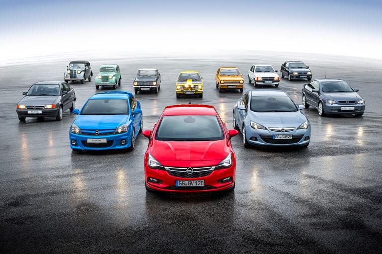 Pantere e gazzelle Alfa Romeo - image Opel-Kompaktklasse on https://motori.net