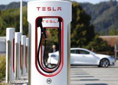 Il manifesto del futuro solo elettrico di Volvo Cars - image Supercharger_Tesla-240x172 on https://motori.net
