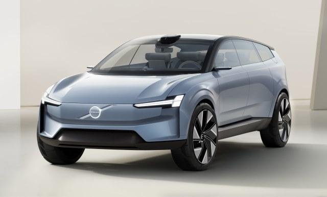 120 anni di automobili Opel - image Volvo_Concept_Recharge on https://motori.net