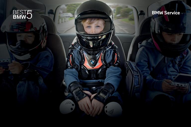Fino a 5 anni di garanzia con BMW Best5Plus e Mini Best5Plus - image best5plus on https://motori.net