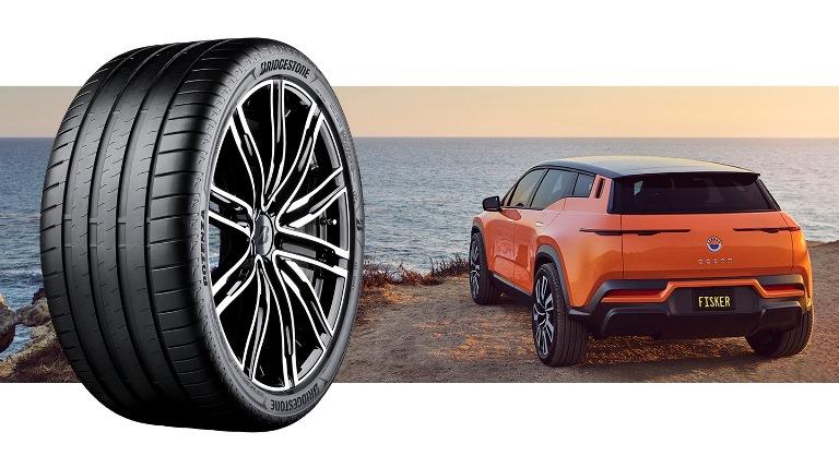 Porsche Panamera Exclusive Series: lusso personalizzato - image Bridgestone-e-Fisker on https://motori.net