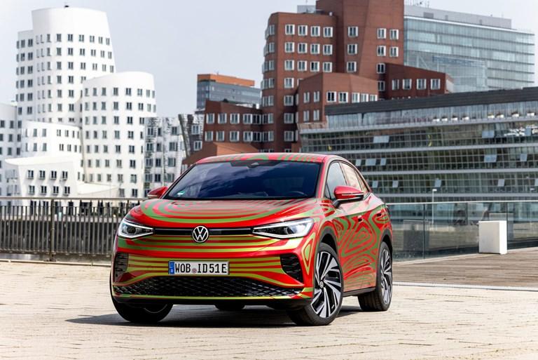 """VW ID.5 GTX debutterà in versione """"mascherata"""" al Salone di Monaco - image ID.5-GTX-concept on https://motori.net"""