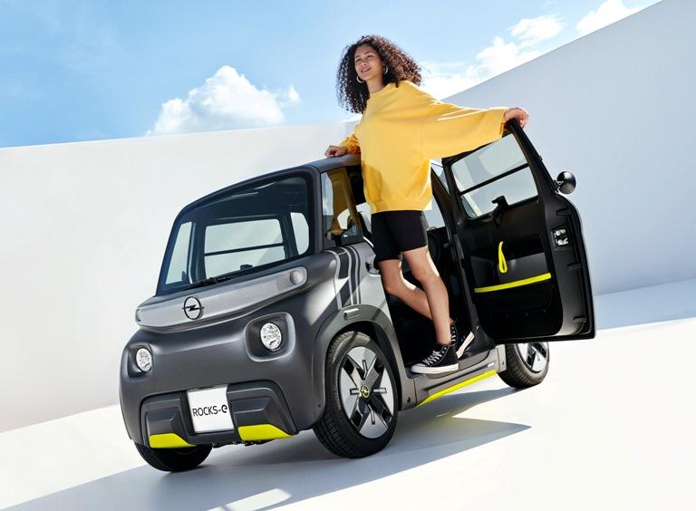 Anteprima Opel Rocks-e - image Opel-Rocks-e on https://motori.net