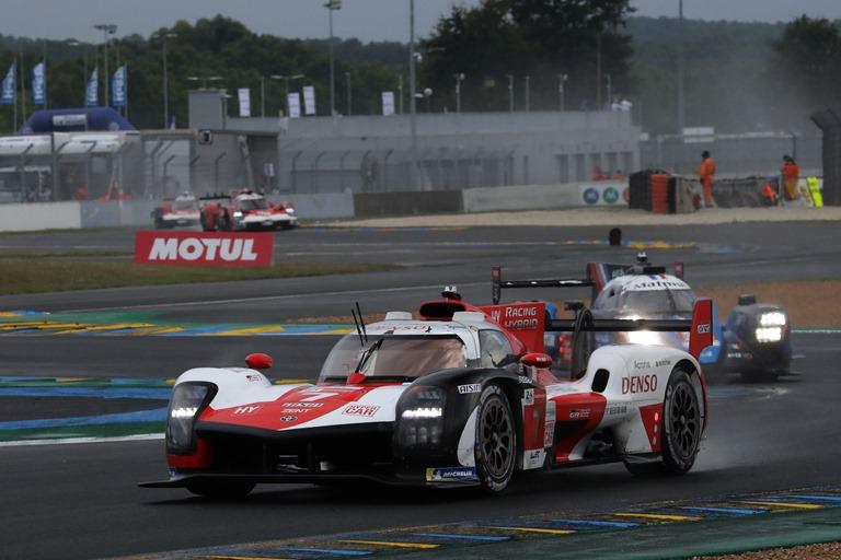 Toyota cala il poker alla 24 Ore di Le Mans - image toyota-le-mans-2021 on https://motori.net