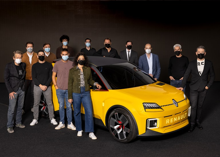 Nuovo shop Fra-Ber dedicato alla linea di detailing Innovacar - image 2021-Renault-5-Prototype-elected-Concept-Car-of-the-Year on https://motori.net