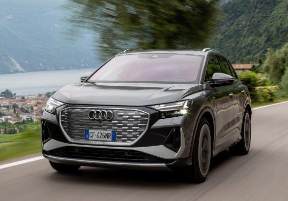ACI partecipa a #RoadHasEvolved - image Audi-Q4-e-tron on https://motori.net