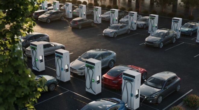 Bridgestone con EVBox per l'infrastruttura di ricarica dei veicoli elettrici
