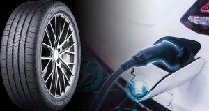 Aumentano le vendite di pneumatici Bridgestone per veicoli elettrici