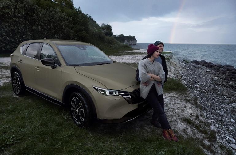 Mazda CX-5 2022: più raffinata e con una nuova gamma di allestimenti - image CX-5 on https://motori.net