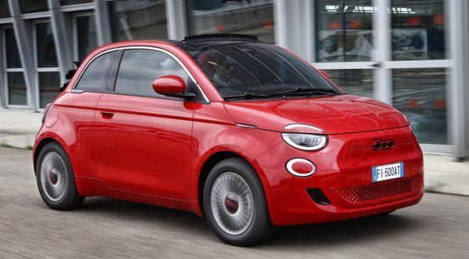 Il messaggio della nuova Fiat (500)RED