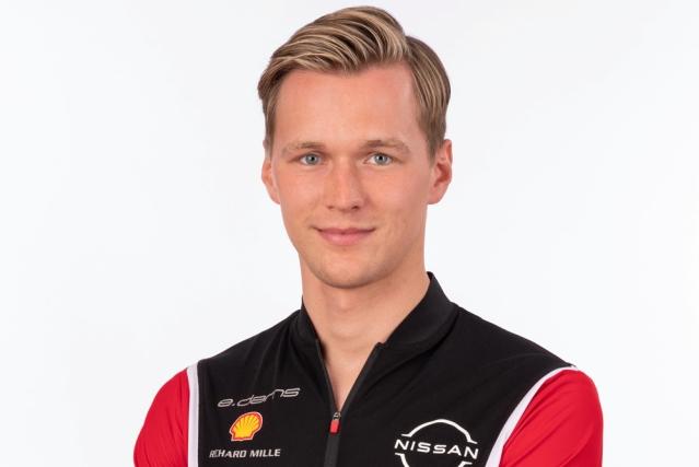 Maximilian Guenther nuovo pilota Nissan In Formula E - image M-Gunther on https://motori.net