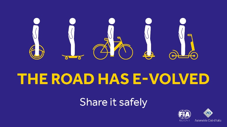 ACI partecipa a #RoadHasEvolved - image The-road-has-e-volved on https://motori.net
